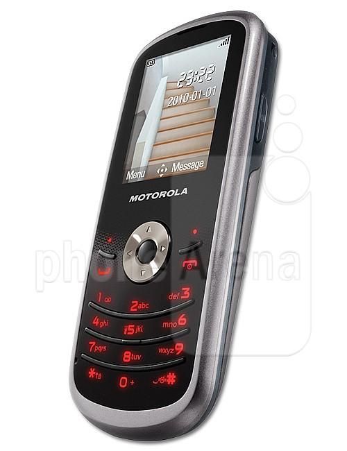 Motorola WX290 specs