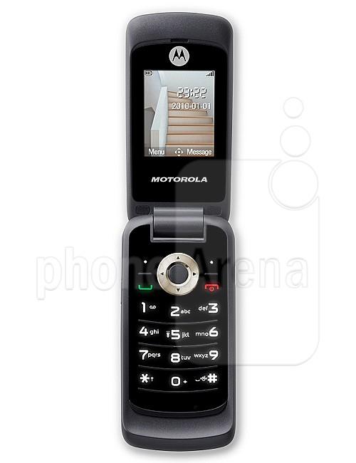 Motorola WX295 US specs