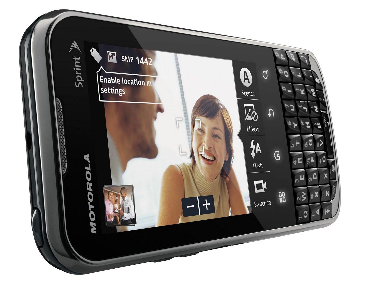 Motorola XPRT MB612   tauletes