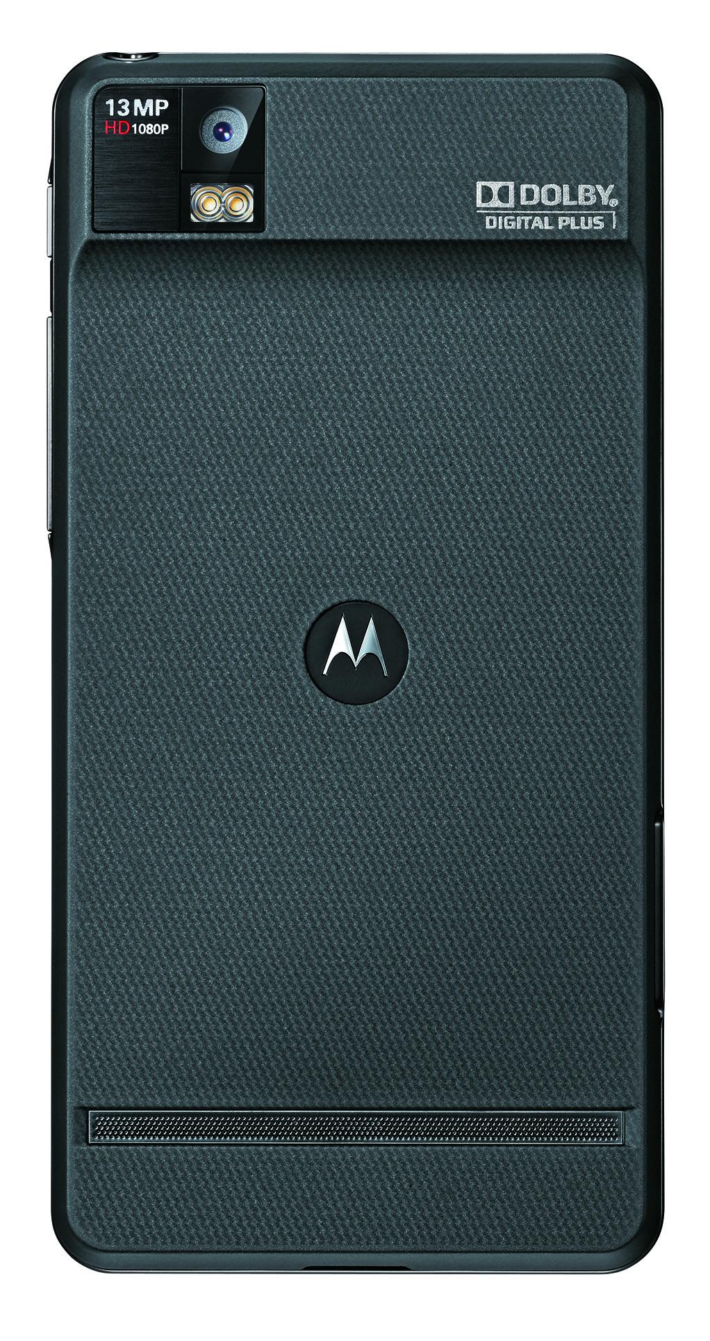 Motorola announces XT928 triple dual smartphone for China