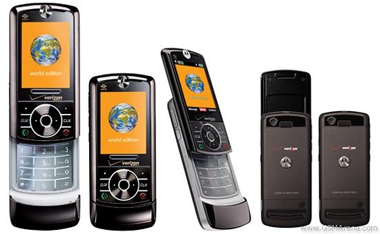 Motorola Z6c pictures  official photos