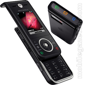 Motorola ZN200  W396 and W398   Mobile Gazette   Mobile Phone News