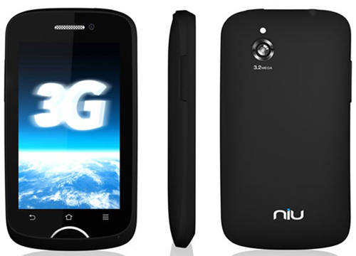 NIU Niutek 3G 3 5 N209 Specifications   Android Emotions