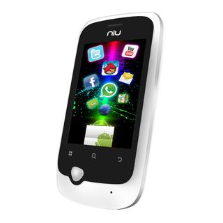 NIU Niutek N109 GSM Unlocked Dual SIM Android Cell Phone   Overstock