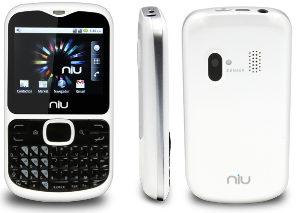 NIU NiutekQ N108 pictures  official photos