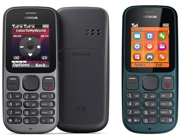 Nokia 100 and Nokia 101 phones launched in India
