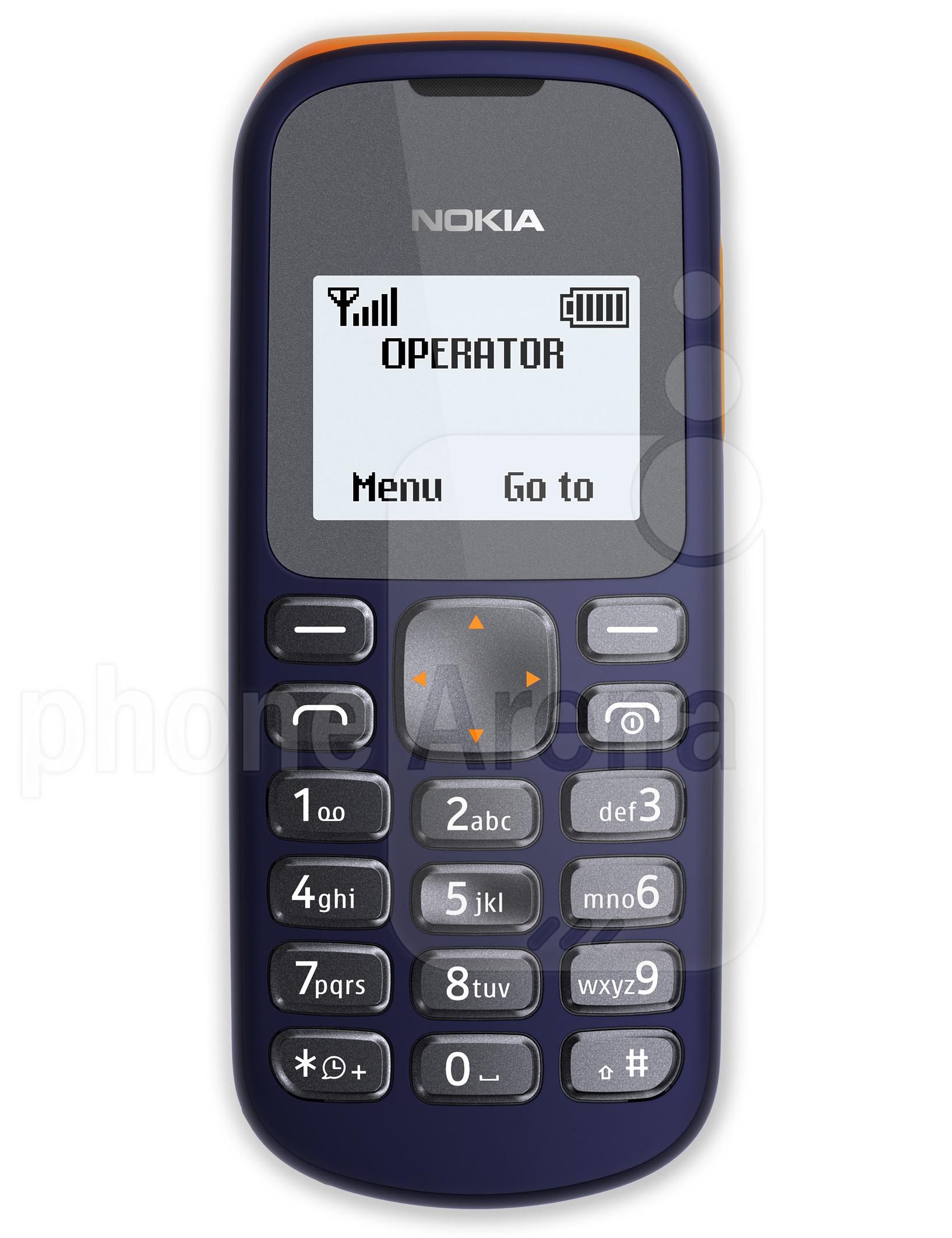 Nokia 103 specs
