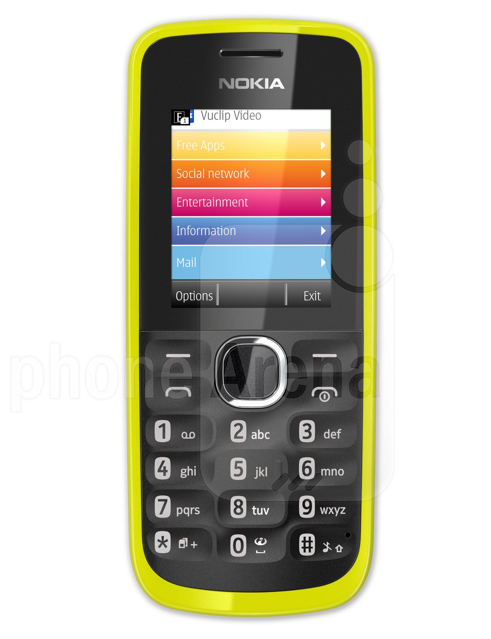 Nokia 110 specs