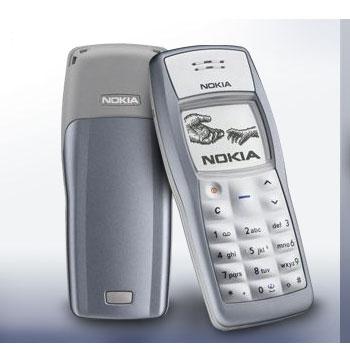 Nokia 1101 phone User Manual