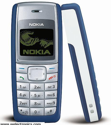 www welectronics com   Nokia 1110 Nokia1110 Dual band 900 1800 Mhz