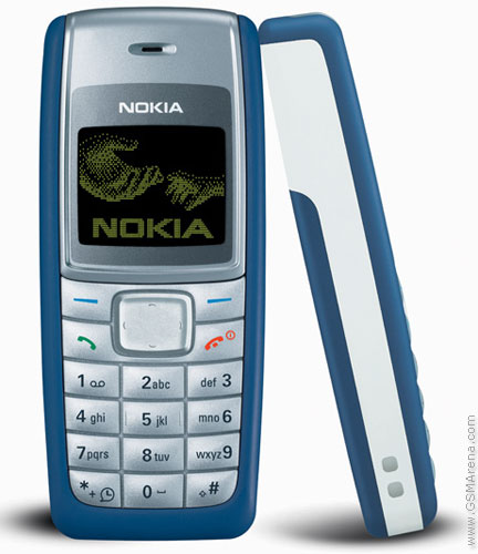 Nokia 1110i   Full phone specifications