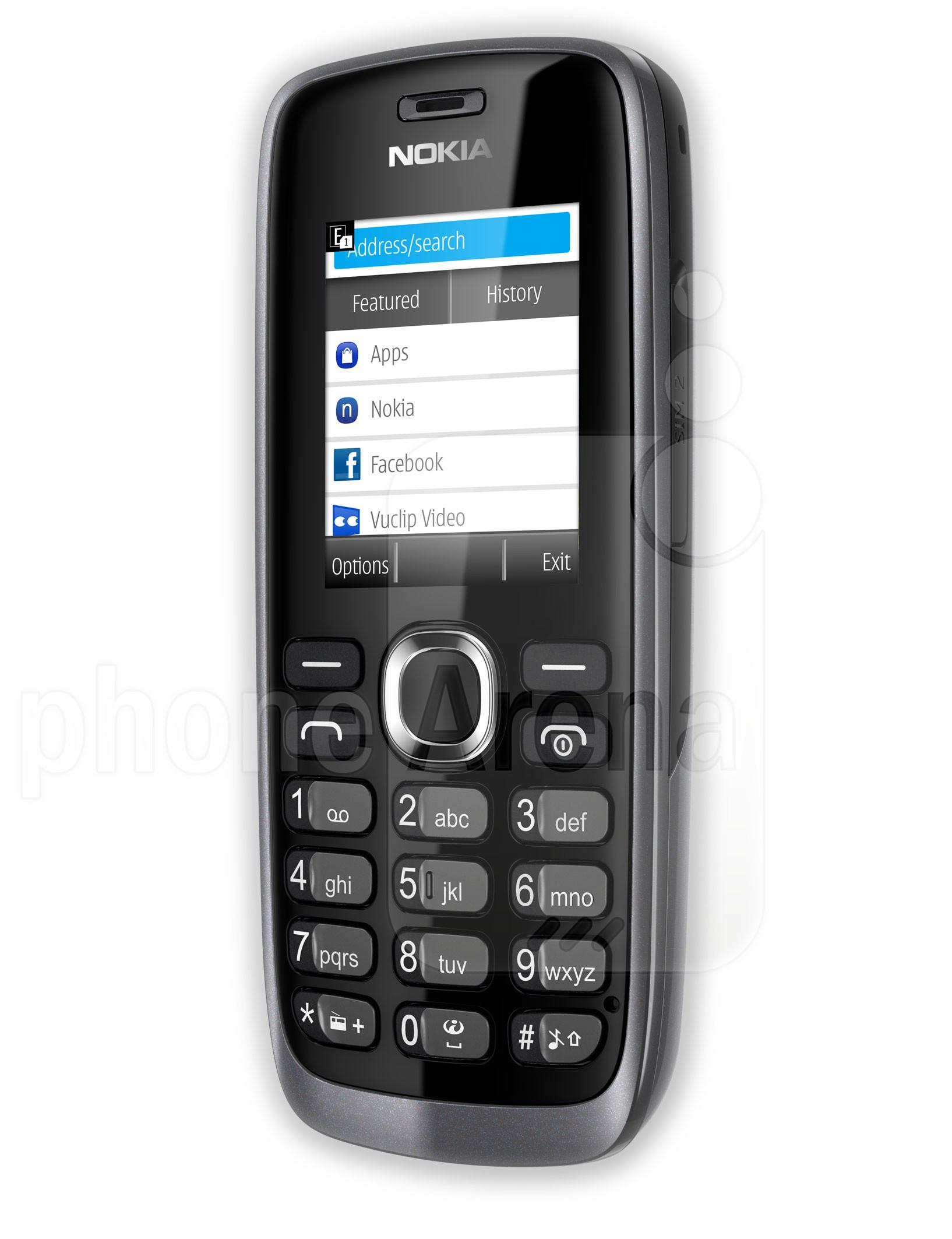 Nokia 112 specs