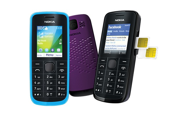 Nokia quietly unveils dual SIM Nokia 114   NDTV Gadgets