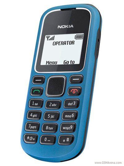 Nokia 1280   Full phone specifications