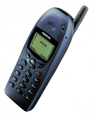 Old Nokia Cell Phone