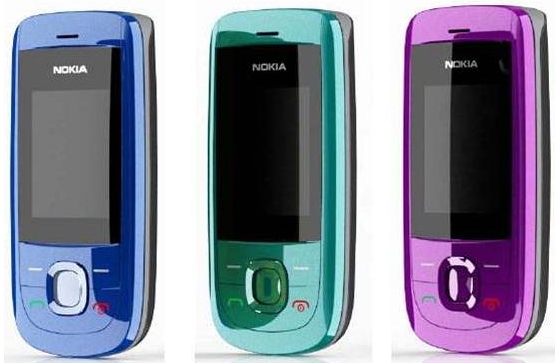 Nokia 2220 slide to be colorful  simple and cheap   Unwired View