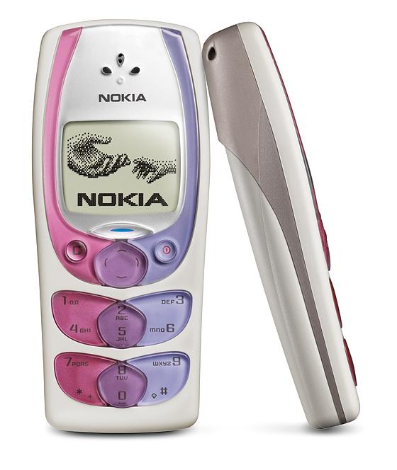 Nokia 2300 phone photo gallery  official photos