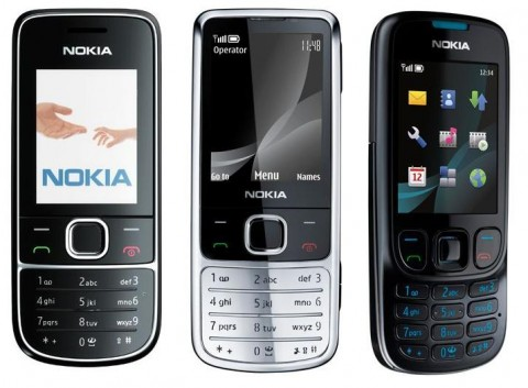 Nokia 2700 classic  6700 classic and 6303 classic announced