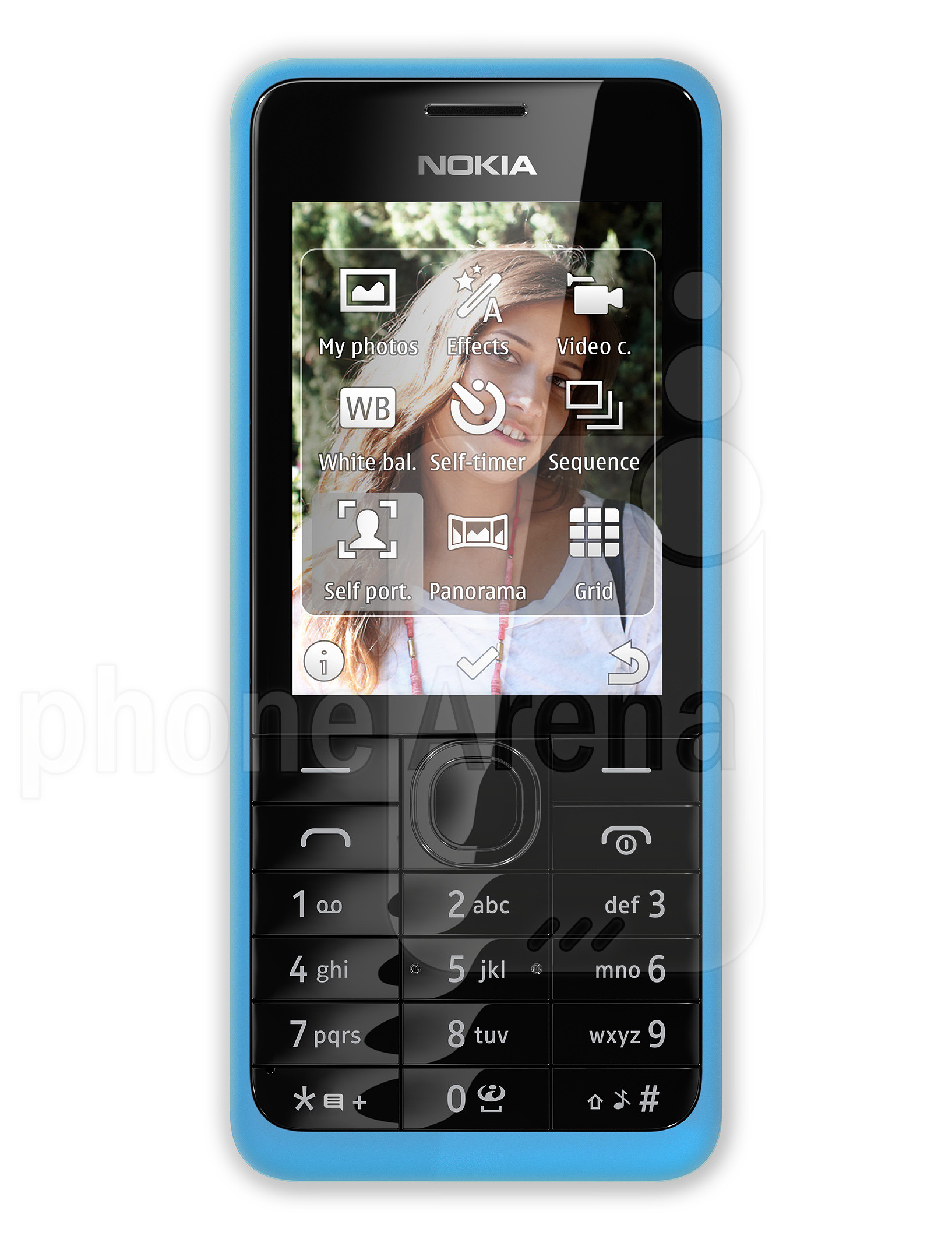 Nokia 301 Specifications and Price   Nokia 301 Photos