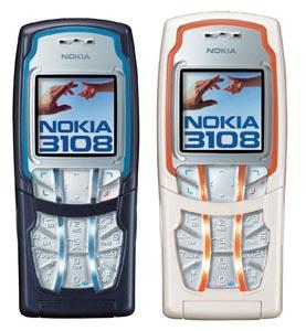 Nokia 3108   Mobile Famous