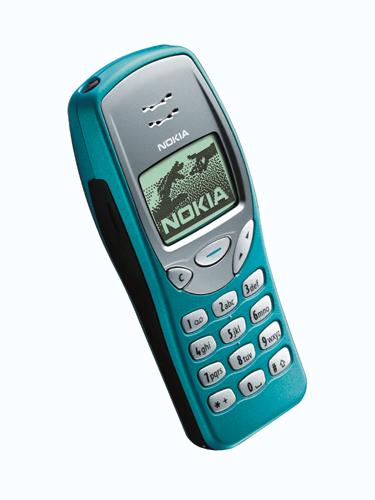 Nokia 3210 phone photo gallery  official photos