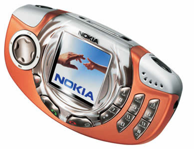 Nokia 3300 phone photo gallery  official photos
