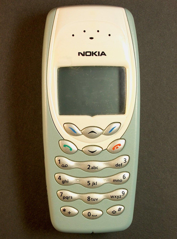 Nokia 3410   Wikipedia