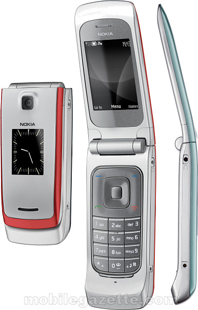 Nokia 3610 Fold   Mobile Gazette   Mobile Phone News