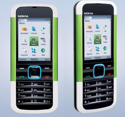 Nokia 5000 out now in Stores