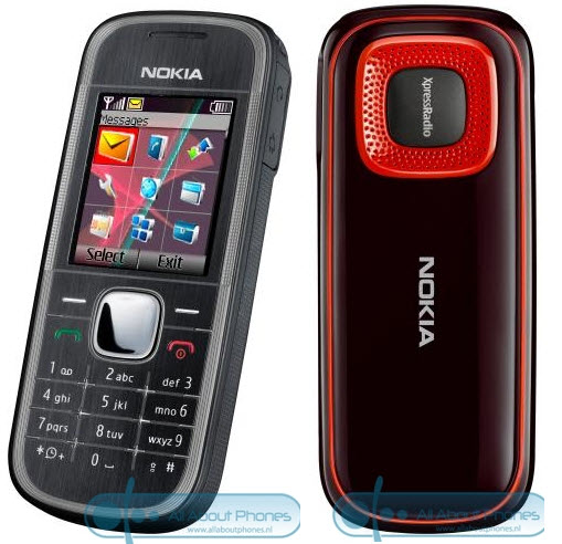 Nokia 5730  5330 and 5030 XpressMusic  Radio to be announced today