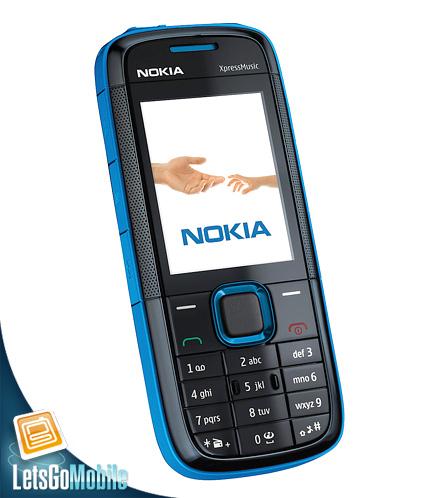 Nokia 5130 XpressMusic LetsGoMobile