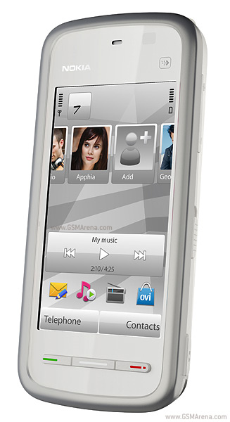 Nokia 5233   Full phone specifications