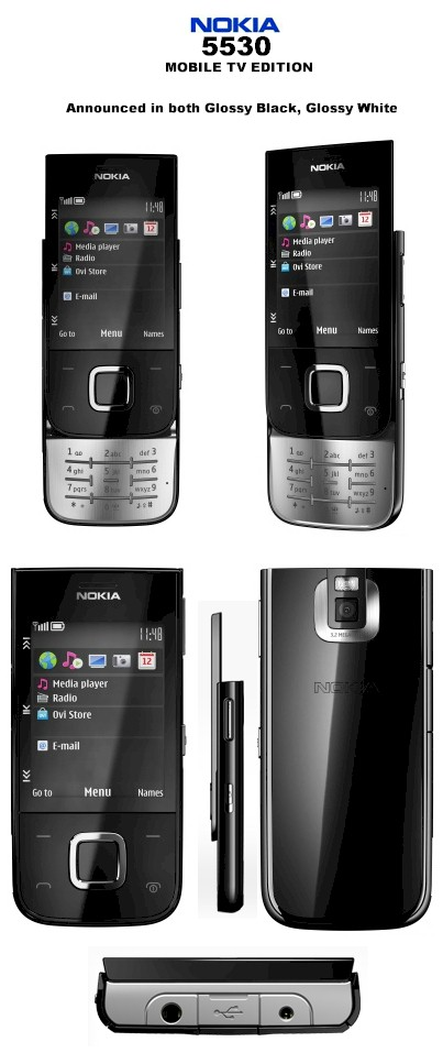 Nokia 5330 Mobile Tv Edition opinions    Phones   Nairaland