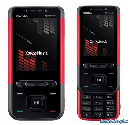 Nokia 5610 Mobile Phone   LetsGoDigital