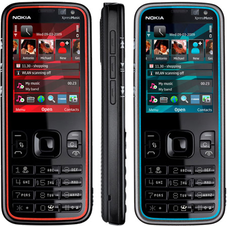 Nokia 5630 XpressMusic unveiled   Daily Mobile