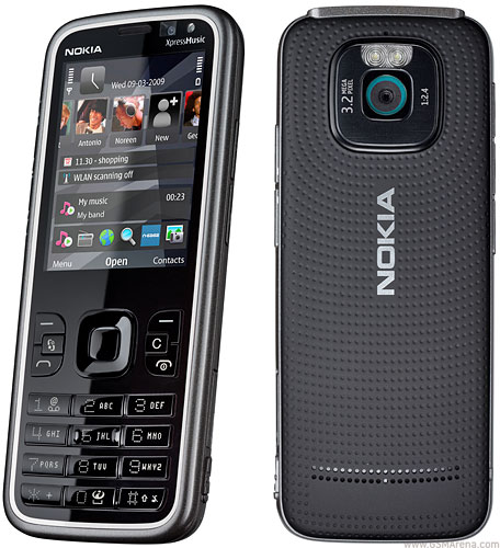 Nokia 5630 XpressMusic pictures  official photos