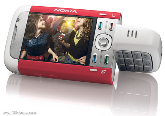 Nokia 5700 pictures  official photos