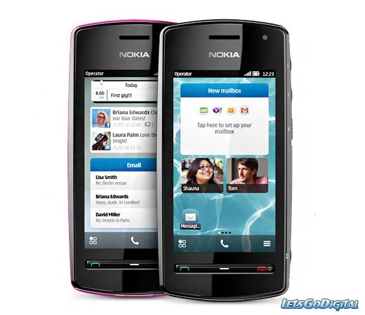 Nokia 600   LetsGoDigital