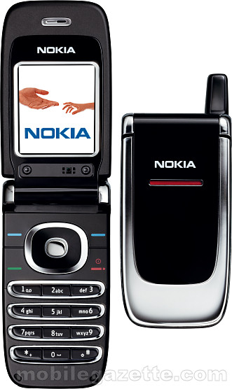 Nokia 6060   Mobile Gazette   Mobile Phone News
