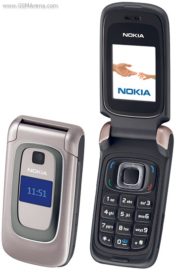 Nokia 6086   Full phone specifications