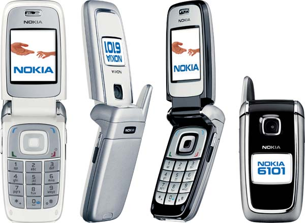 Nokia 6101 Mobile Phone Review   Nokia Mobile Phones