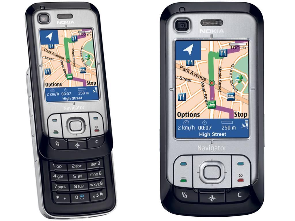 Nokia 6110 Navigator   Nokia Museum