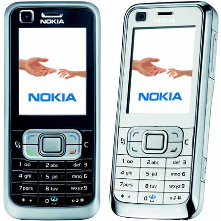 Nokia 6120 Classic Handset with Two Cameras unveiled   TechShout