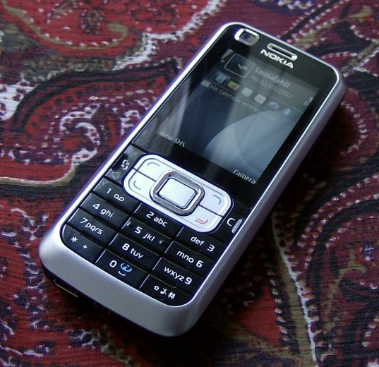 Nokia 6120 Classic   6121 Classic Review review   All About Symbian