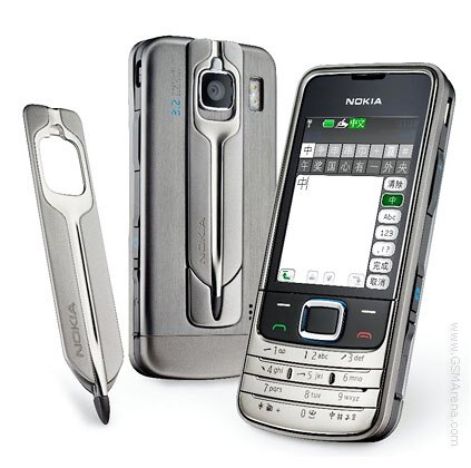 Nokia 6208c   Full phone specifications
