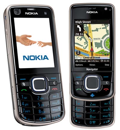 Nokia 6220 Classic and Nokia 6210 Navigator Break Cover   Mobile