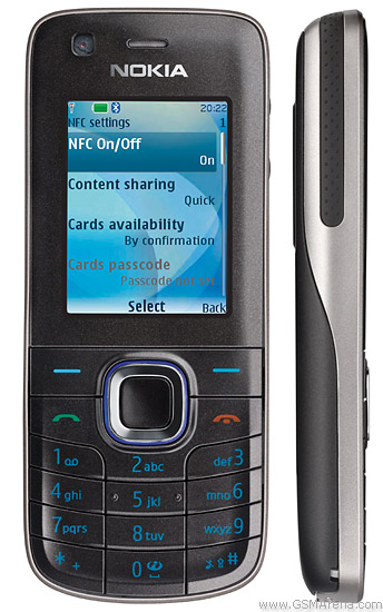 Nokia 6212 classic pictures  official photos