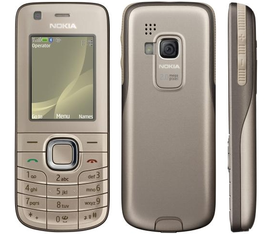 Nokia 6216 classic is Nokias first SIM based NFC phone   Unwired View