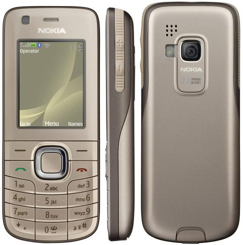 Nokia outs NFC enabled 6216 Classic