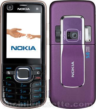 Nokia 6220 Classic   Mobile Gazette   Mobile Phone News